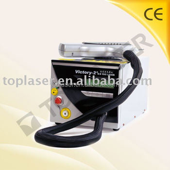 Home Use Q-Switch Nd:YAG Laser Machine Tattoo Removal Machine