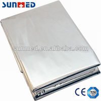 Thermal foil blanket