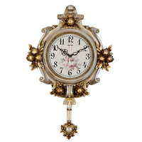 Antique wall clock H060