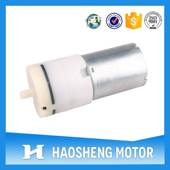 3V DC Motor with Air Pump 63C27A-280A