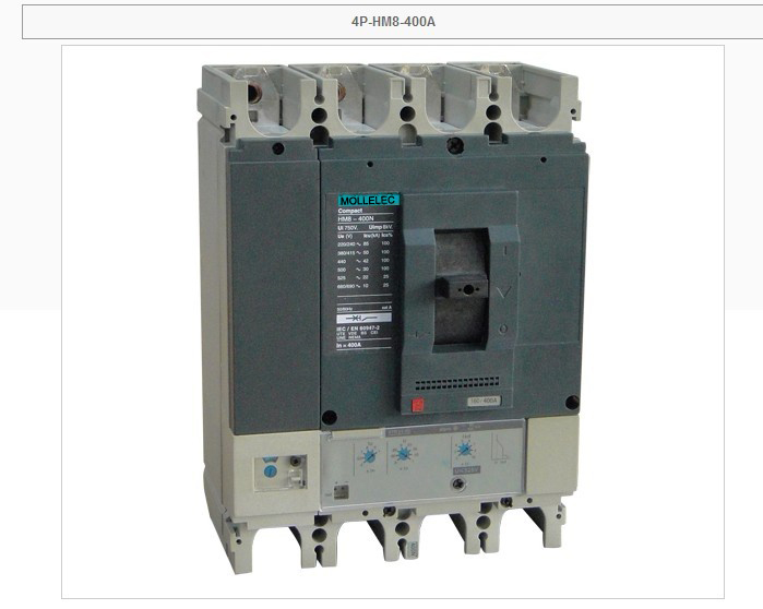 CB approval NS Moulded Case Circuit Breaker