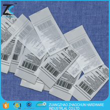 China manufacturer woven printed labels alibaba supplier