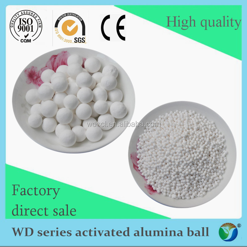 Factory Direct Sale Hydrogen Peroxide Processing Activated Alumina Ball