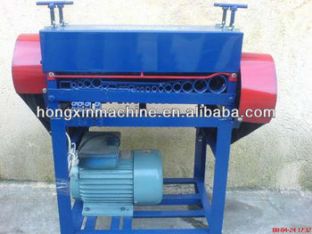 wire peeler machine