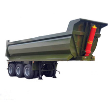 Cheap Used Rear or Side Dump Trailer