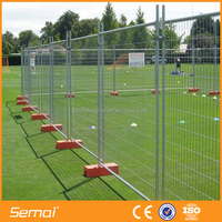 HOT SALE High Quality Galvanized Temporary Fencing for dogs(factory price)
