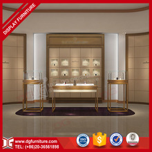 Commercial jewelry display cases wholesale wall recessed cabinet for jewelry