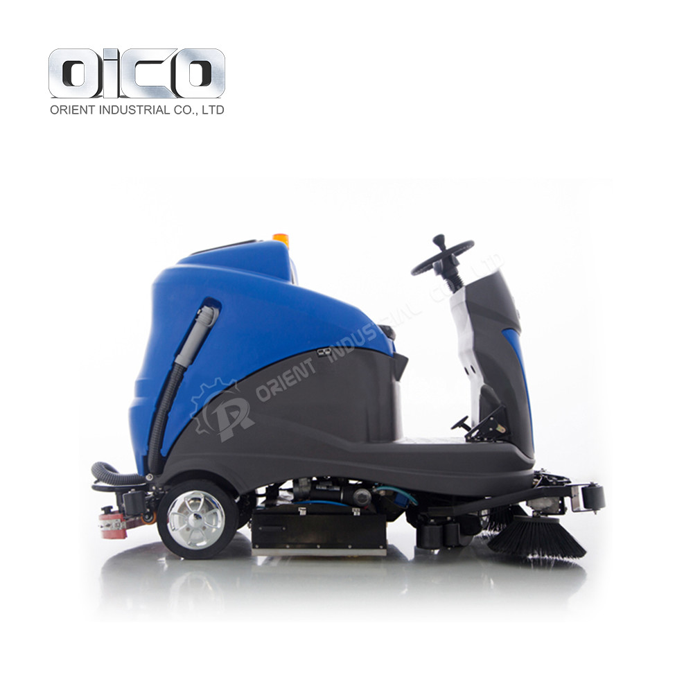 <strong>X10</strong> <strong>Battery</strong> Operated Cheap Commercial Industrial Floor Cleaning Machine Brush Water Tank Electric Floor Scrubber
