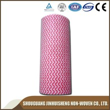 China Spunlace nonwoven industrial fabric on roll