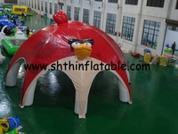 bird theme advertising inflatable tent