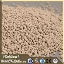 Coarse bentonite mineral cat litter