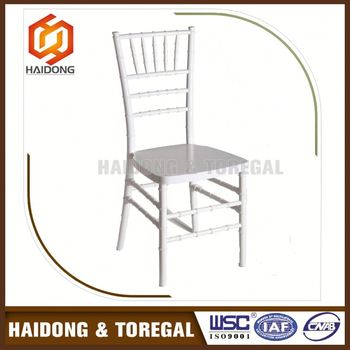 With Cost-Effective Tiffany Wedding Resin Chiavari Chair