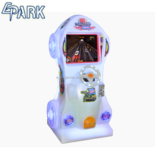 Kids Play Racing Car Remote control racing simulator race car game machine