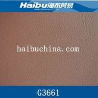 Waterproof Embossed PVC Synthetic Sofa Leather for Sofa