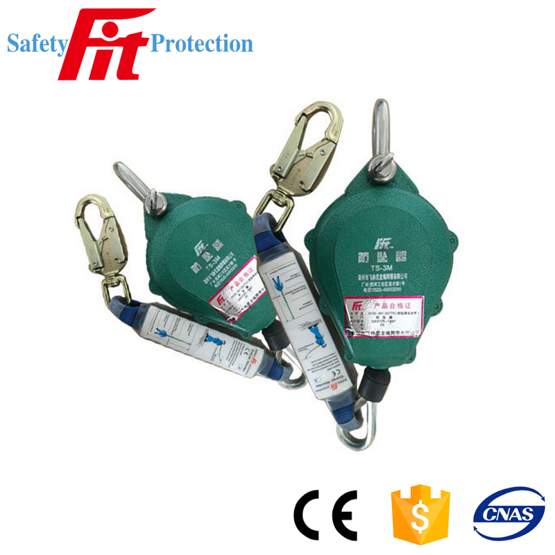 Hot Sale CE GS Approved Retractable Fall Arrester