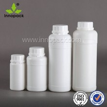250ml small Plastic Bottle for chemical liquid storage