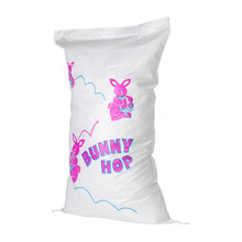 PE Laminated PP Woven Animal Feed Packaging Bags 50KG