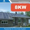 PV Array combiners system 8kw SOLAR SYSTEM MONITORING solar panel mounting 8kw