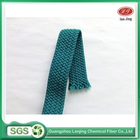 Custom color strap webbing for bag tape