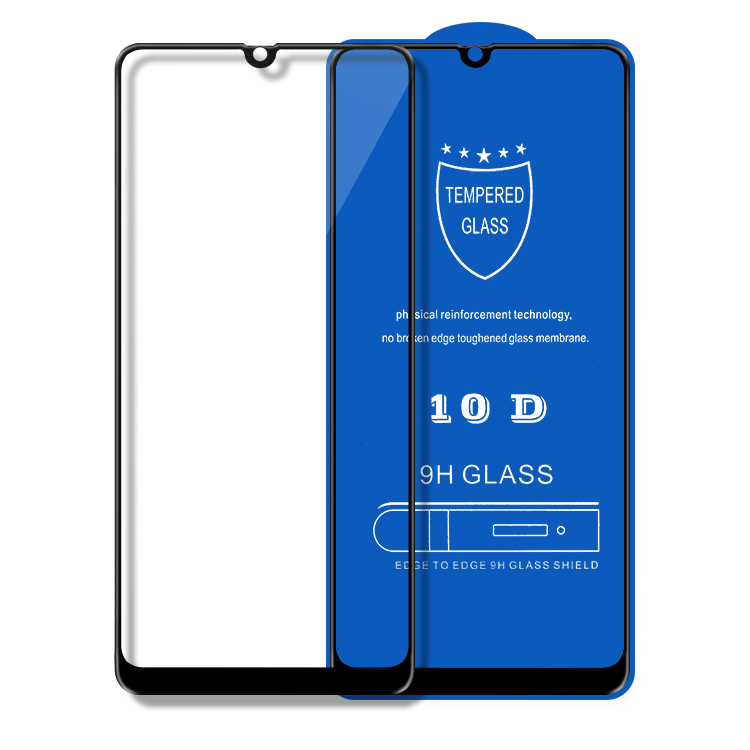 <strong>10</strong> <strong>d</strong> mobile protector glass iphone x xs max custom android mobile phone edge 10d protective glass film for xiaomi redmi note 7