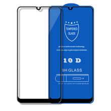 10 d mobile protector glass iphone x xs max custom android mobile phone edge 10d protective glass film for xiaomi redmi note 7