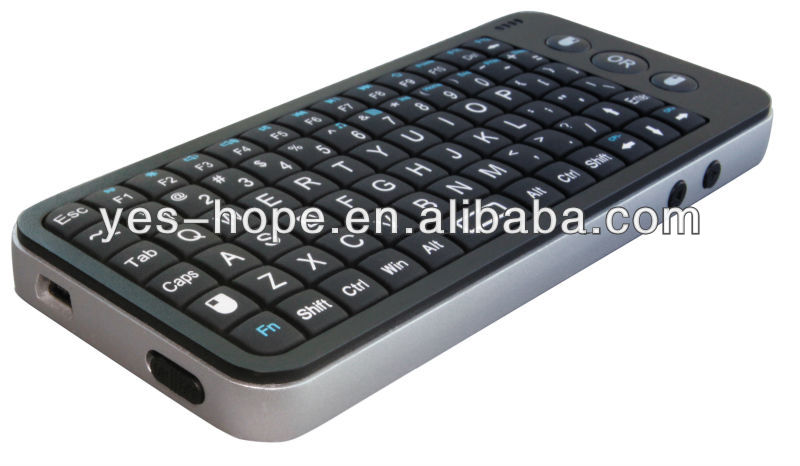 wireless keyboard for galaxy note 2 android / Iphone/Ipad keyboard of rubber