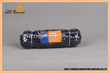 polyester rope/polyester 3-strand twisted dock line