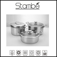 2015 Best Selling german style cookware sets