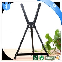 Tabletop Metal Portable Aluminium Tripod Easel