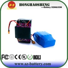 Samsung / Lg China Rechargeable 36V 4400mah 158.4wh lithium li-ion battery for scooter two (2 system ) wheels self balance