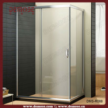 enclosed glass shower cubicles sizes