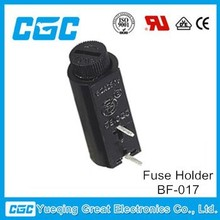 CGC BF-017 Panel Mount 10A 14MM 6*30 Fuse Holder