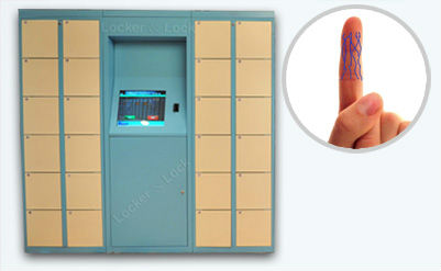 Finger Vein Operated Electronic Lockers