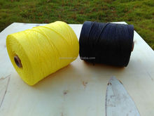 pp argriculture packing twine string/ plastic agriculture string twine