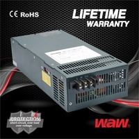 12v 100a 1200w S-1200-12 ac to dc 110V/220V Switching Power Supply CCTV power supply with CE ROHS approved