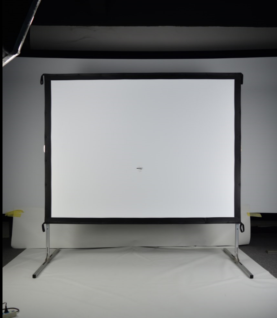 Fast fold projection screen/Portable easy folding projection screen