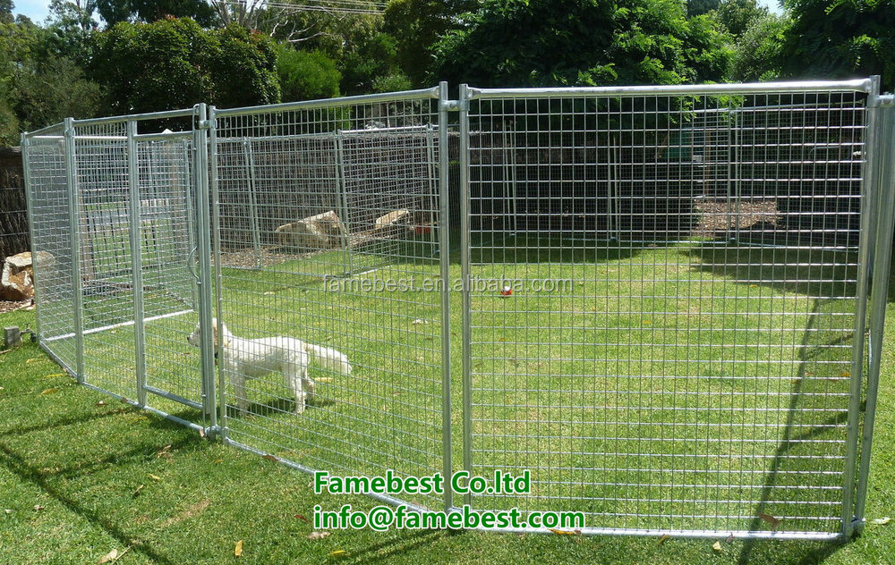 Diy Large Outdoor Dog Kennel