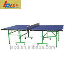 Professional Foldable & Movable Table Tennis Table