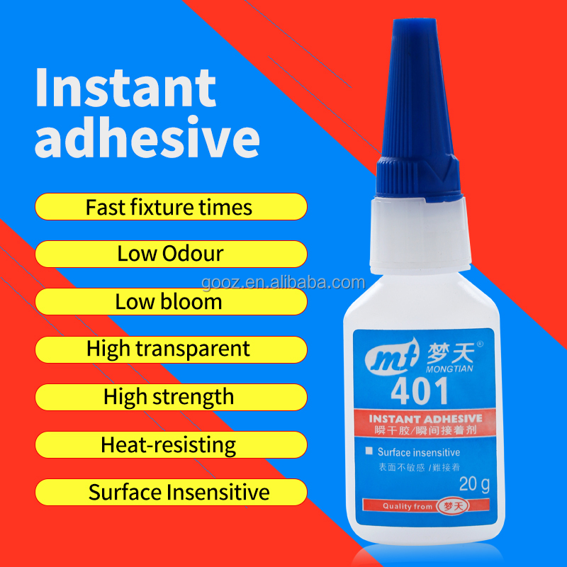 Super Glue 502 Free Sample Hot Bulk 401 403 406 460 505 Acrylic Cyanoacrylate Instant Adhesive 502 Super Glue