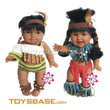 New Indian doll DZC102115