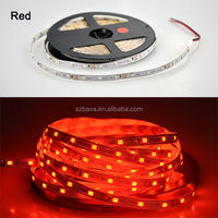 warm white led stirp lighting 120leds/m 2835 5m high lumen led strip