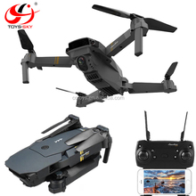 S168 Drone Mini DJI Mavic WIFI FPV With 2MP Wide Angle Camera High Hold Mode Foldable RC Quadcopter RTF