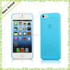 high quality matt feeling ultra-thin PP for iphone 5s covers
