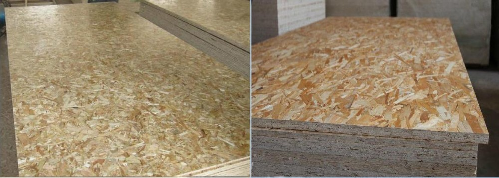 Competitive Waterproof OSB Board for Construction