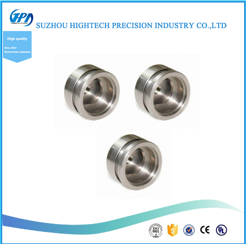 Aluminum CNC Machining Parts OEM Non-Standard Central Machinery Turning Parts With Electroplating