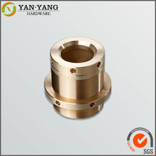 Dongguan factory made high quality custom design precision copper turning parts