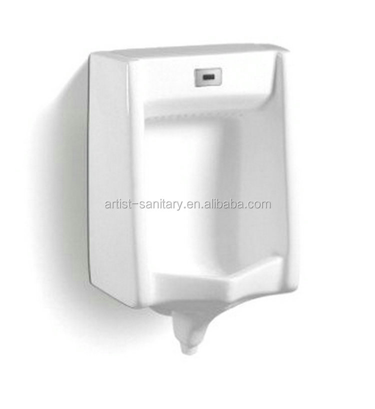 China wholesale cheaper modern high-grade wall mount plastic urinal