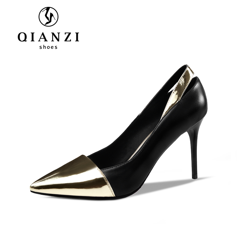 D200 black and gold ladies evening dress shoes for women online sale