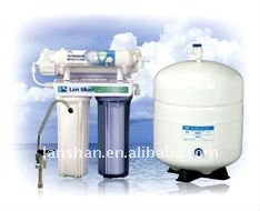 (LSRO-A02NP) Without booster pump water filter undersink 4 stage RO system