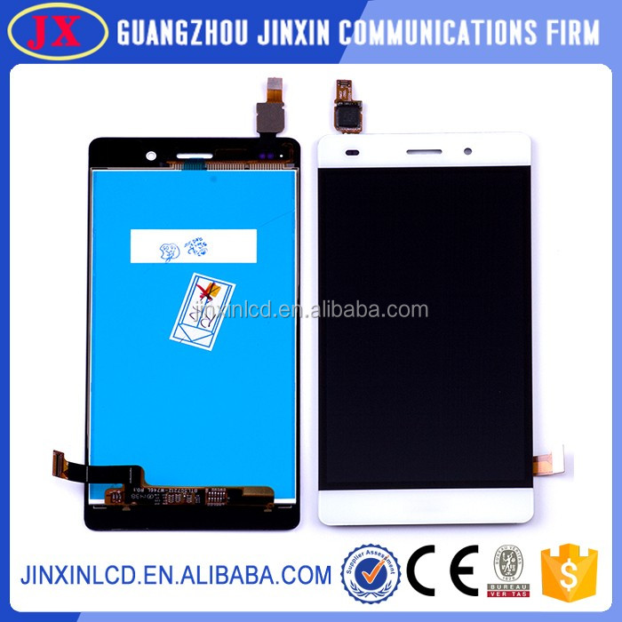 Mobile Phone lcd touch Screen for Huawei P9 Lite LCD Touch Digitizer Assembly Gold